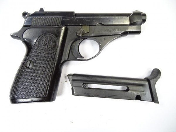 Deko Pistole Beretta 71